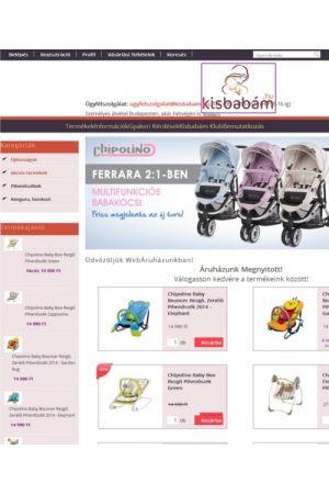 kisbabam.hu - Megbízható bolt